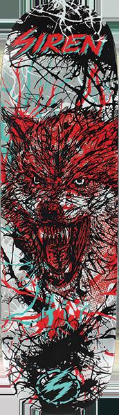 SIREN GROWL WOLF DECK-8.5