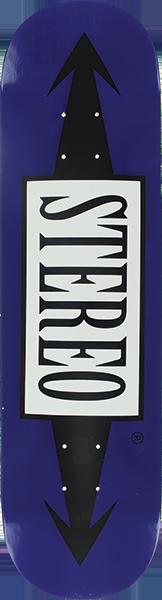 STEREO ARROW DECK-8.0 BLUE