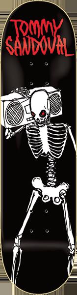 ZERO SANDOVAL LIVING DEAD DECK-8.0