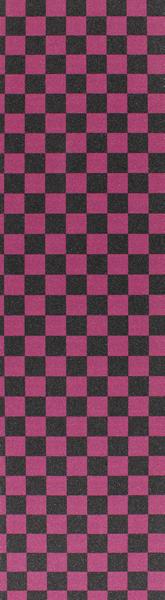 FKD GRIP SINGLE SHEET CHECK PINK/BLK