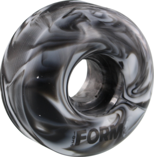 FORM SOLID SWIRL 51mm BLK/WHT x4