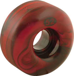 FORM SOLID SWIRL 52mm RED/BLK ppp x4