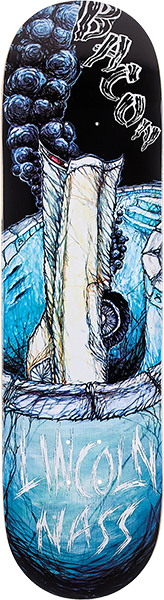 BACON NASS VAGABOND DECK -8.5