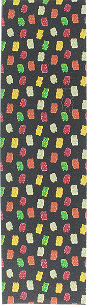 GRIZZLY 1-SHEET GUMMY BEARS GRIP