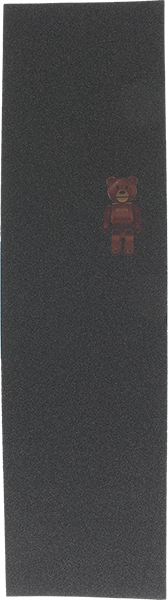 GRIZZLY 1-SHEET NO BATTERIES GRIP BLACK