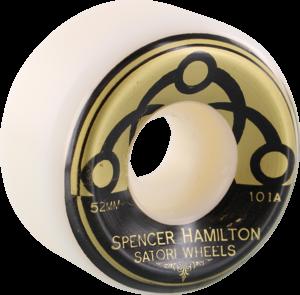 SATORI HAMILTON GOLD ELEPHANT 52mm 101a WHITE x4