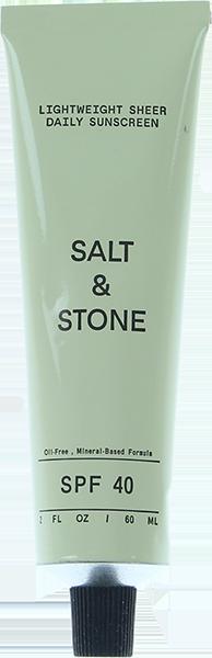 SALT & STONE SPF40 SUNSCREEN LOTION 2oz